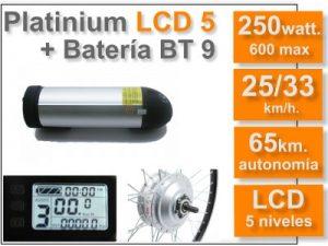 KIT Platinium LCD 5