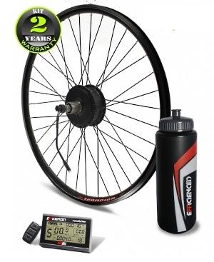 Kit eléctrico para bicicletas de carretera