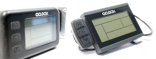 Displays LCD 5
