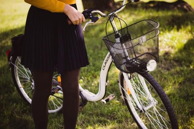 La bici es muy sexy