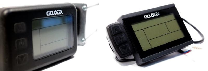 Pantalls LCD 5 y LCD 5 Plus