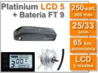 Kit Platinium LCD 5 de CICLOTEK