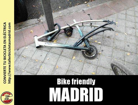 Aprende a atar tu bicicleta